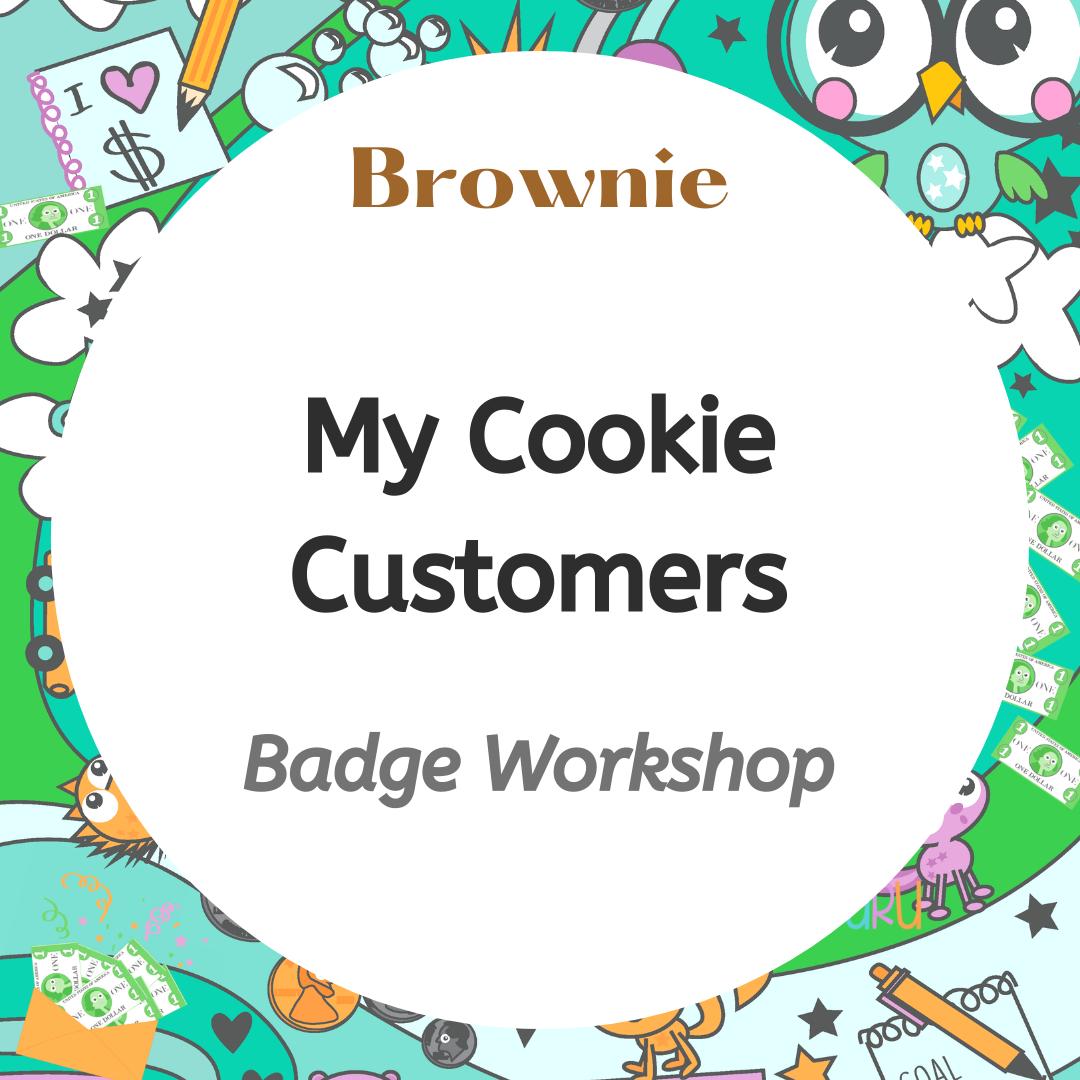 Cookie Goal Setter Badge Workshop